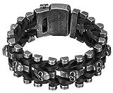 Best Adisaer Mens Bracelets - Adisaer Stainless Steel Bracelet Bangle for Men Vintage Review