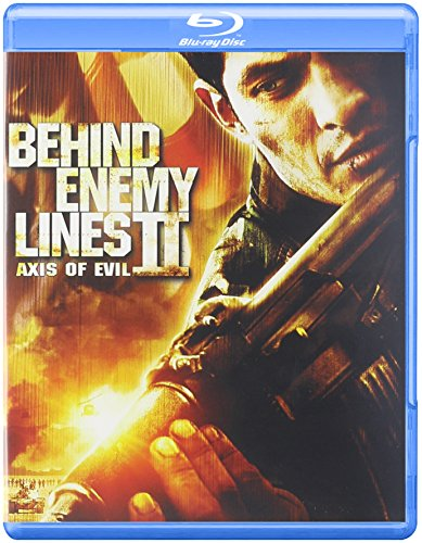 Behind Enemy Lines Ii: Axis of Evil Blu-ray