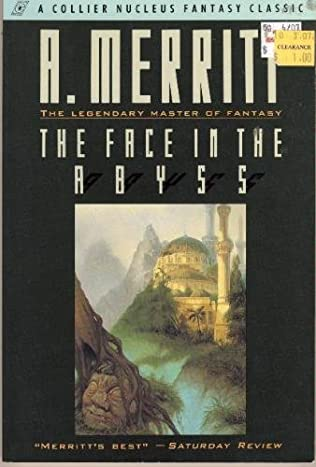 book cover of The Face in the Abyss