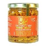 Caramoomel Hot Garlic Pepper Wine Jelly