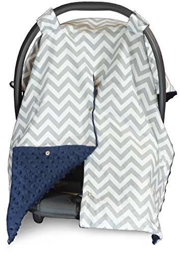 Premium Carseat Nursing Chevron Breastfeeding