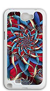 NBcase Great Fractal Art Hard PC galaxy note2 Shell