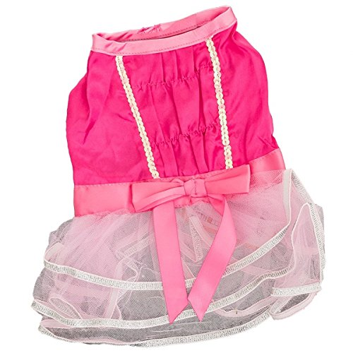 Fashion Pet Ballerina Pet Costume, -
