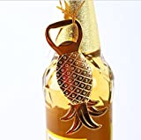 Cheap Creazy Bottle Opener Pineapple Shape Alloy Tool Wedding Party Gift Souvenirs