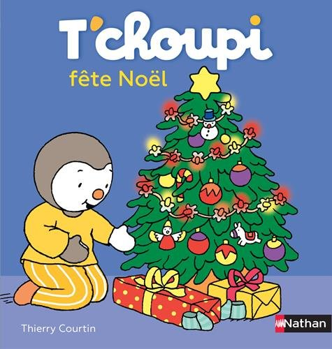 T'choupi fête Noël