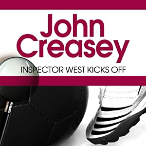 Inspector West Kicks Off Audiobook