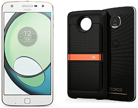 Moto Z Play - Smartphone, color blanco + Moto Mod: Amazon.es: Electrónica