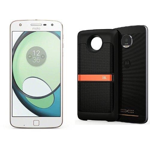 Moto Z Play - Smartphone, color blanco + Moto Mod: Amazon.es ...