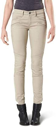 5.11 Women's Wyldcat Ankle Length Pants, Utility Pockets, Double Knee Construction, Style 64019