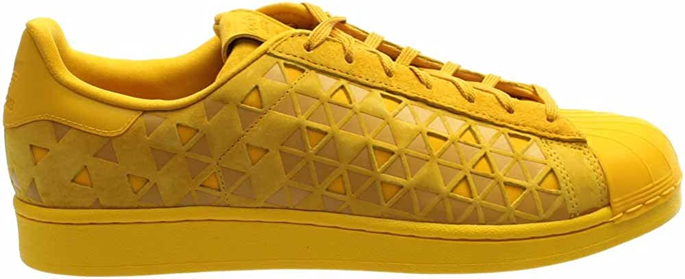 adidas Originals Men's Superstar Sneaker Bold Gold/Bold Gold/Bold Gold