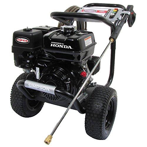 SIMPSON Cleaning PS4033 Powershot 4000 PSI Gas Pressure Washer Powered by Honda GX270 Engine