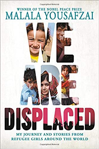 Image result for we are displaced malala amazon