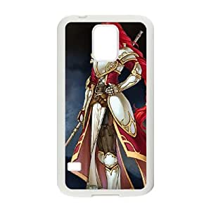 Samsung Galaxy S5 Cell Phone Case White Fire Emblem The Sacred Stones SUX_061458
