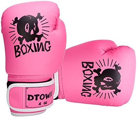 Dtown Boxing Gloves Children Leather product image