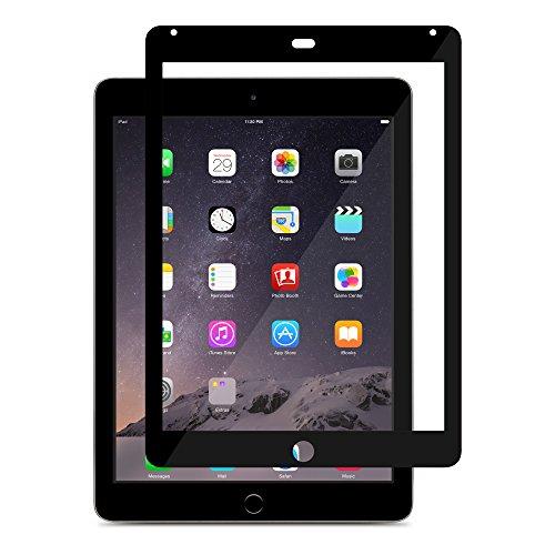 Moshi iVisor XT iPad Air 2 Screen Protector - Black/Clear (Moshi Ipad Air 2)