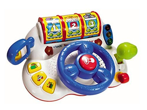 VTech - Learn and Discover Driver Children, Kids, Game by Avner-Toys