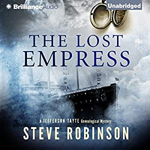 The Lost Empress Hörbuch