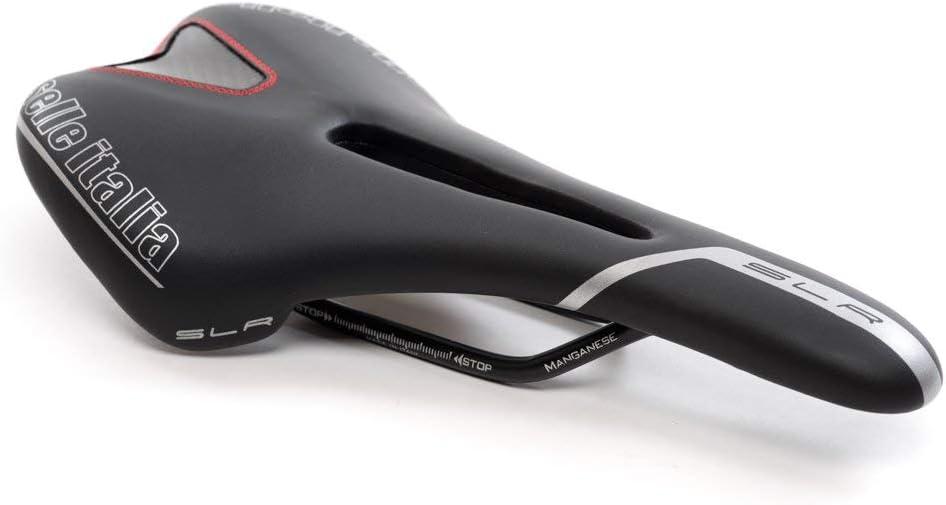 Flite Saddle Black//White State Bicycle Co.Selle Italia