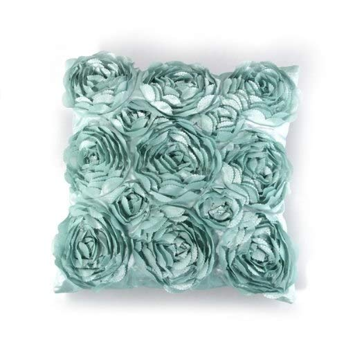 Price comparison product image Federa Cuscino - Copricuscino Federa Di Cuscino Arredo Rosa Blu Cm 40x40 - Tablecloth Type Shiny Hugging Flash Anime Pillow Softbox Plaid Case