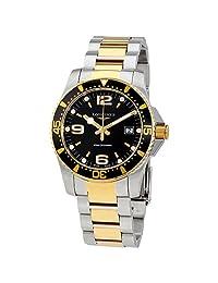 Longines HydroConquest Black Dial Men's Watch L3.740.3.56.7