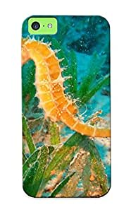 F3443371395 Case Cover, Fashionable Iphone 5/5s Case - Seahorse