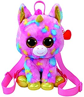 TY Gear Backpack - FANTASIA the Rainbow Unicorn (13 inch)
