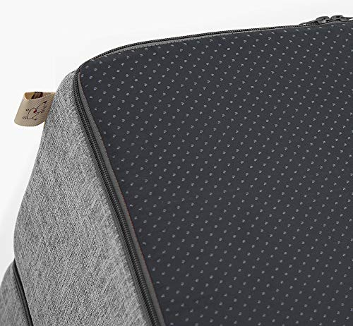 Best Pet Supplies Foldable CertiPUR-US Certified Foam Pet Stairs/Steps