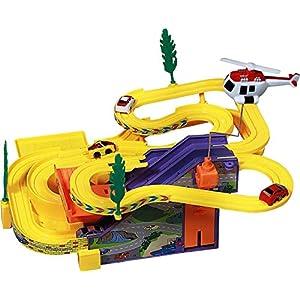 DIJG Track Racer Toy Car...