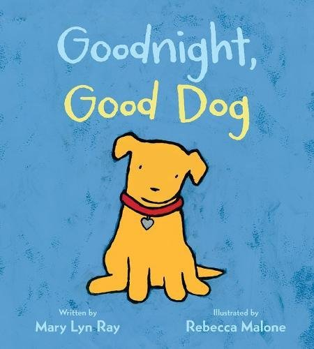 Goodnight, Good Dog (padded board book with flocked cover)