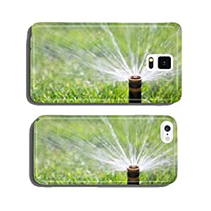 Sprinkler watering grass cell phone cover case iPhone6 Plus
