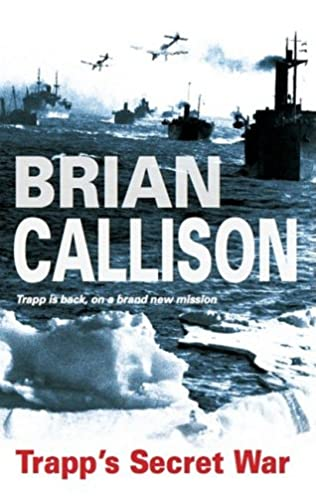book cover of Trapp\'s Secret War