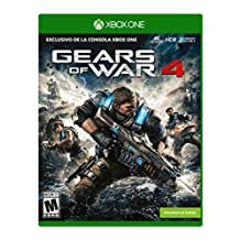 Gears of War 4 (4K Version) - Xbox One - Standard Edition