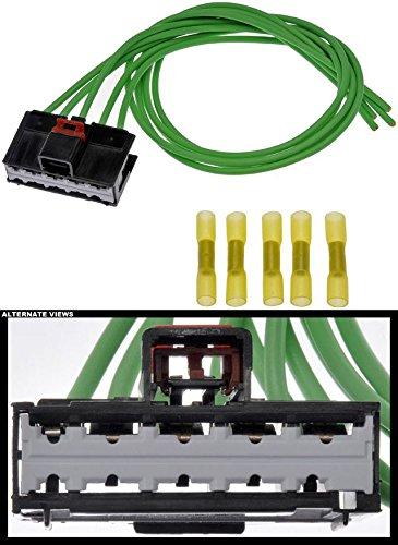apdty 116696 blower motor resistor harness fits chrysler 2001-2010 pt  cruiser, 2001-