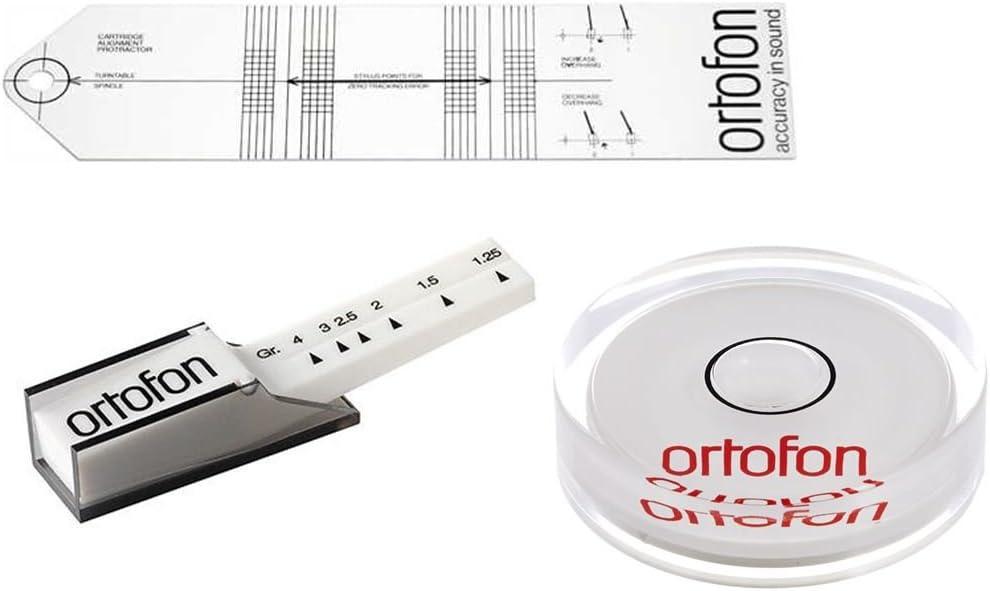 8 mm Vinyl Guru Mini nivel de burbuja para brazo de tocadiscos para calibrar /ángulo VTA y acimutal