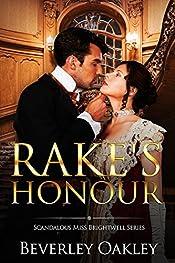 Rake's Honour (Scandalous Miss Brightwell Series Book 1)
