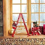 Mr. Christmas Tabletop Climber - Reindeer Christmas