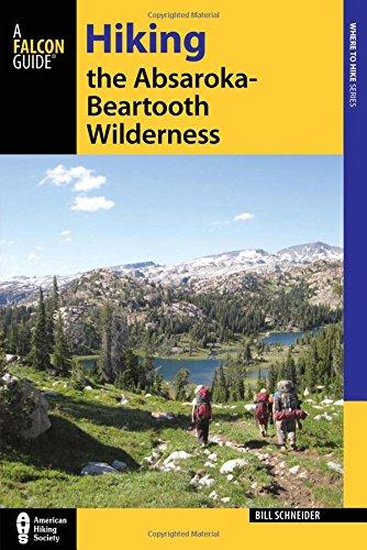 Hiking Absaroka Beartooth Wilderness Regional product image