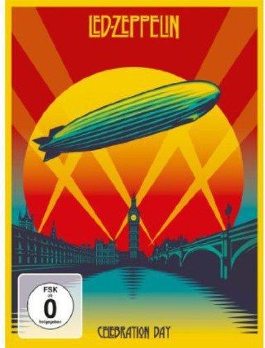 Blu-ray : Led Zeppelin - Celebration Day (Germany - Import)