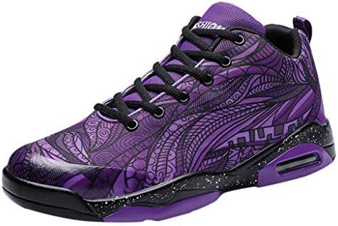 ღLILICATღ Pareja Mujer Hombre Deporte de Baloncesto Sneakers Air ...