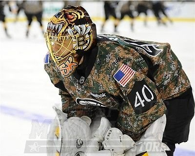 b6bf597d0c7 Image Unavailable. Image not available for. Color: Tuukka Rask Boston  Bruins Military Jersey ...