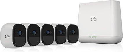 Arlo Pro VMS4430 - Sistema de seguridad y vigilancia de 5 cámaras ...