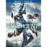 The Divergent Series: Insurgent [Blu-ray + Digital HD]
