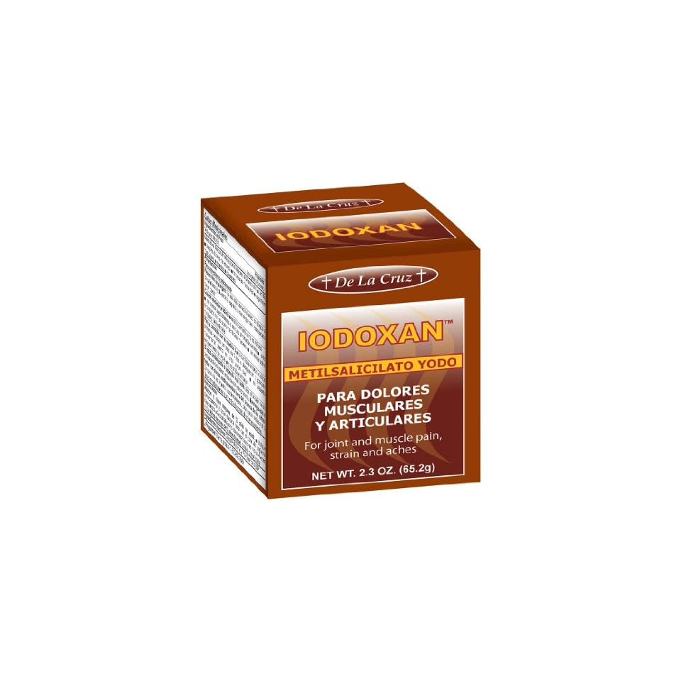 Iodoxan Pain Relieving Ointment