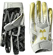 Under Armour Mens F6 LE Football Gloves