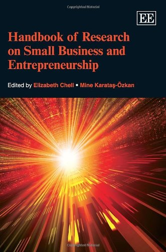 Handbook of Research on Small Business and Entrepreneurship (Elgar Original Reference) (Research Handbooks in Business a