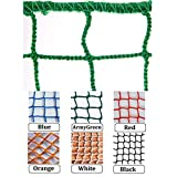 Safety Net,Terrace Balcony Stair Safety Protection for Kids Pet,Garden Plant Decoration Ball Stop Net Barrier Cord Goal Cargo Netting Multi-Functional Sports Ball Fence for Schools Or Sports Clubs