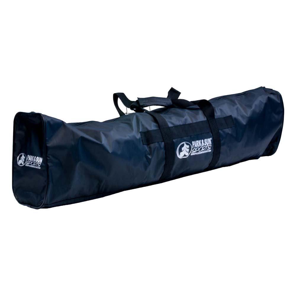 Park & Sun Spiker スポーツ スチール グリーン ポータブル アウトドア バレーボール ネットセット バッグ付き (2個パック) B07JMF2QZM