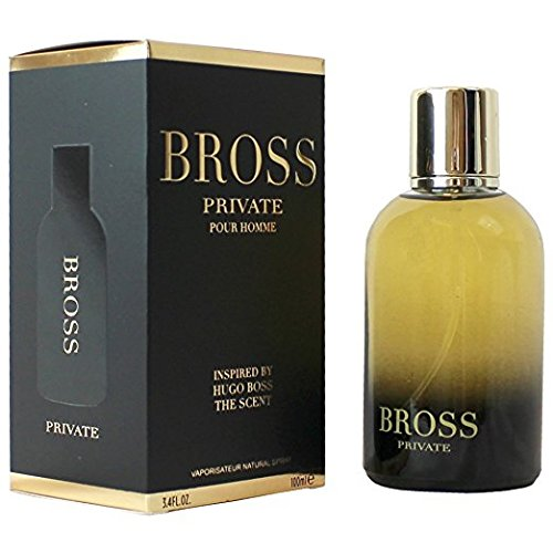 Amazon.com : Bross Private For Men, 3.4 Fl. Oz./ 100 ml - Inspired By The Scent Cologne : Beauty