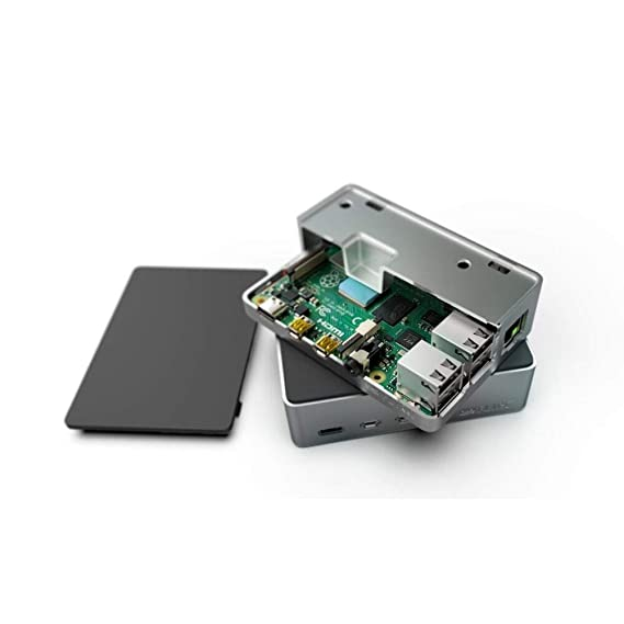 FLIRC Raspberry Pi 4 Case: Amazon.es: Electrónica