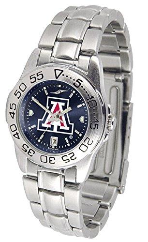 Sport Metal Anochrome Watch (NCAA Arizona Wildcats Ladies Game Day Sport Metal AnoChrome Watch)
